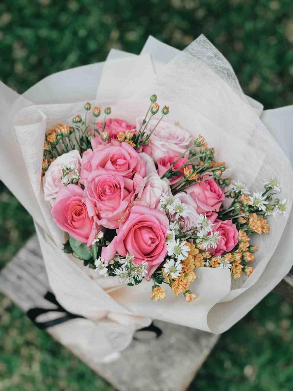 Comment faire un bouquet de mariée